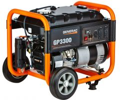 GP3300 Portable, CARB/City of LA GP Portable Generator