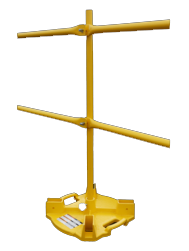 Weighted Guardrail System