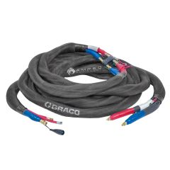 50ft Heated Hose with Scuffguard and 3/8 in Inside Diameter (246678)