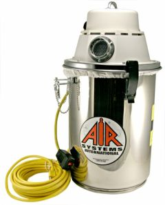 Pneumatic HEPA Vacuums