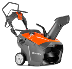 ST111 136cc Gas 21 in. Single Stage Snow Thrower