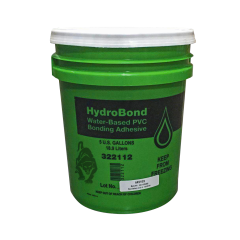 PVC HydroBond™ Water-Based Adhesive