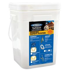 Werner 50ft Deluxe, Roofing Fall Protection Kit (K112201)