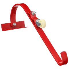 Ladder Hook With Roller #H02950 | CLEASBY