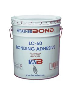 WeatherBond Roofing Systems LC-60 Bonding Adhesive, 