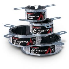 LCC Intumescent Firestop Collars
