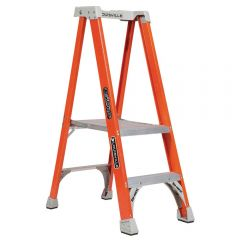 Fiberglass Podium Ladder - Type 1A