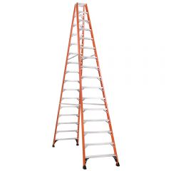 Fiberglass Twin Front Step Ladder - Type 1AA