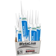 MetaLink Silicone Sealant 10.1 oz (CASE of 12)
