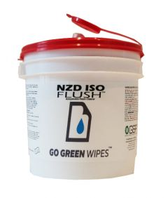 NZD ISO FLUSH - Go Green Wipes
