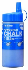 Micro Chalk Ultra-Fine Snap-Line 10.5oz (PLC2-B300-Blue)