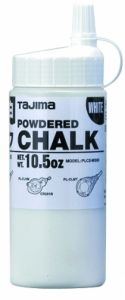 Micro Chalk Ultra-Fine Snap-Line 10.5oz (PLC2-W300-White)