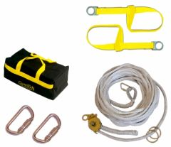 Polyester Horizontal Lifeline Kit
