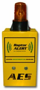 Raptor Alert Fall Warning System