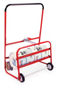 "Better Spreader Doublewide 27"" WAX Refill Roller"