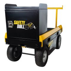 SAFETY BULL MOBILE FALL PROTECTION CART - Fully Loaded, Leading Edge Safety - Bull On Sale at www.PantherEast.com