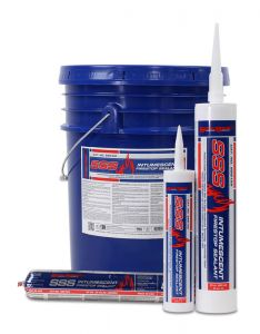 Intumescent Firestop Red Fire Caulk