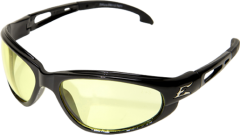 Dakura Safety Glasses, Camo with Yellow Lens