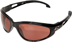 Dakura Safety Glasses, Copper Lens