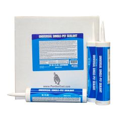 Universal Single Ply Sealant 10.1 Ounce Caulk Tubes - Carlisle WeatherBond on Sale at www.PantherEast.com