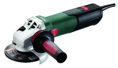 "W 12-125 HD 5"" Angle Grinder - 9,600 RPM - 10.5 AMP, Lock-on"