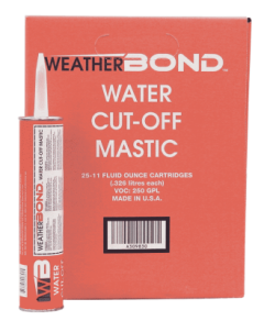 Water Cut-Off Mastic