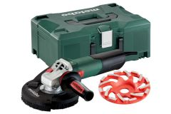 "WE 15-125 HD Set GED 4.5""/5"" Concrete Angle grinder"