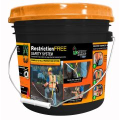 Restriction-Free Safety Kit, 50ft Premium (K211202)