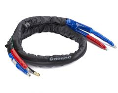10 ft Heated Whip Hose (3/8 inch) Graco Xtreme