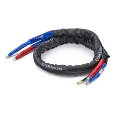 10 ft Heated Whip Hose (1/4 inch) Graco
