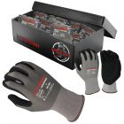 Case of 1 Dozen Armor Guys General Purpose Work Gloves, KYORENE With Graphene Liner for Indoor and Outdoor Industrial Use #00-001