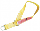 5' Nylon Anchorage Connector Strap With (2) D-Ring