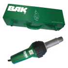 bak Rion premium tool kit for roofers. Leister Triac-3