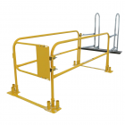 LADDER GUARD LITE - 7.5 Fixed Ladder Guarding System