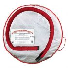 25' Heated Foam Hose • Starter Sleeve