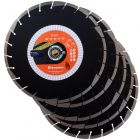 Husqvarna VH10 Diamond, Asphalt Cutter Blades 5 Pack - On Sale Now at www.panthereast.com/brands/husqvarna.html
