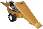Roof Remover Attachment - Hydraulic Tractor