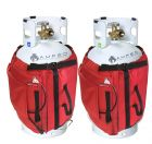 Spray Foam Cylinder Wrap Set - For 17 Gallon Tanks