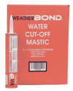 Water Cut-Off Mastic