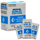 Water Jel • Burn Jel with Lidocaine for Roofers and Contractor Burns on The Job.